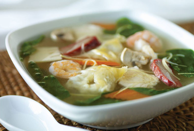 Soups & Salads - Panda Inn